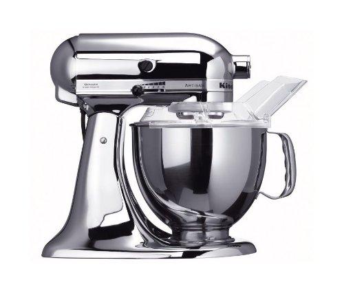 Kitchenaid Artisan meilleur robot patissier