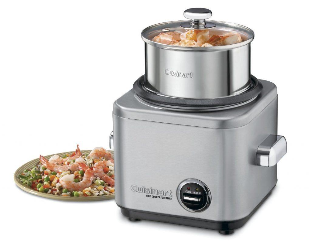 Cuiseur riz Cuisinart CRC400E avis test