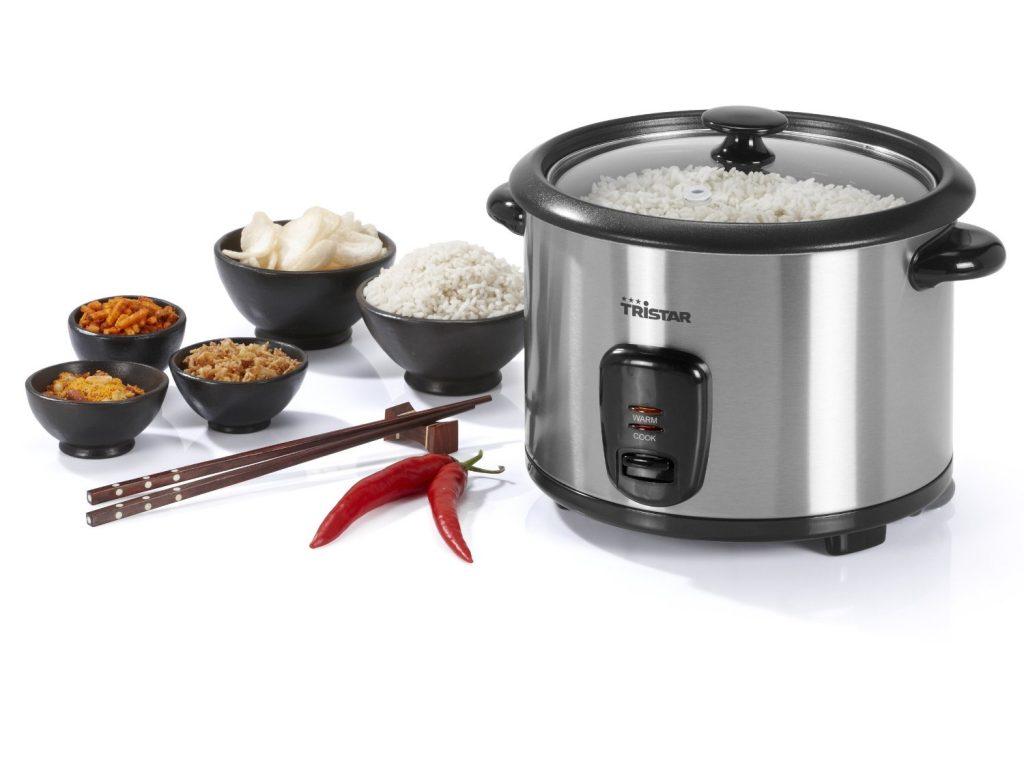 Cuiseur riz Tristar RK-6112 avis test