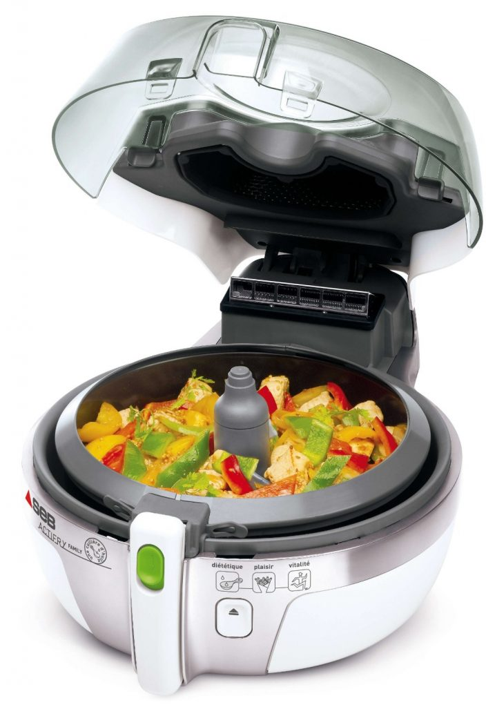 Friteuse sans huile Seb AH900000 actifry avis test