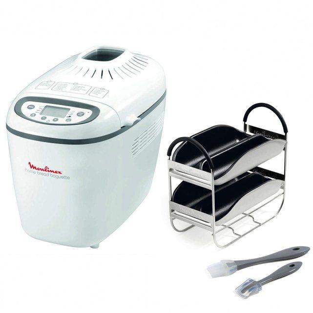 Machine à pain Moulinex OW610100 avis test