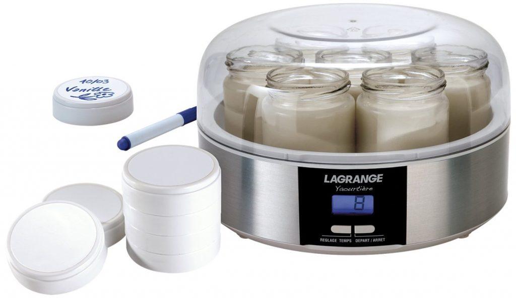 Yaourtière Lagrange 439101 avis test
