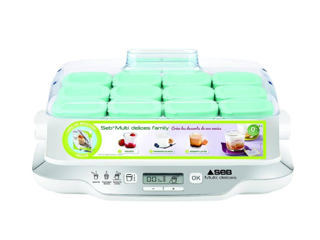 Quelle est la meillere yaourti re en 2018 tests avis - Machine a yaourt seb ...
