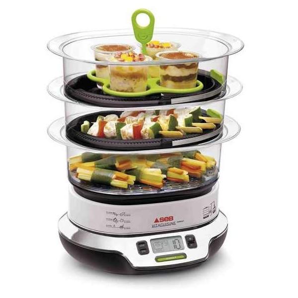 test cuiseur vapeur seb vitasaveur VS404300
