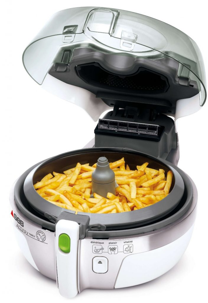test friteuse sans huile seb actifry ah900000