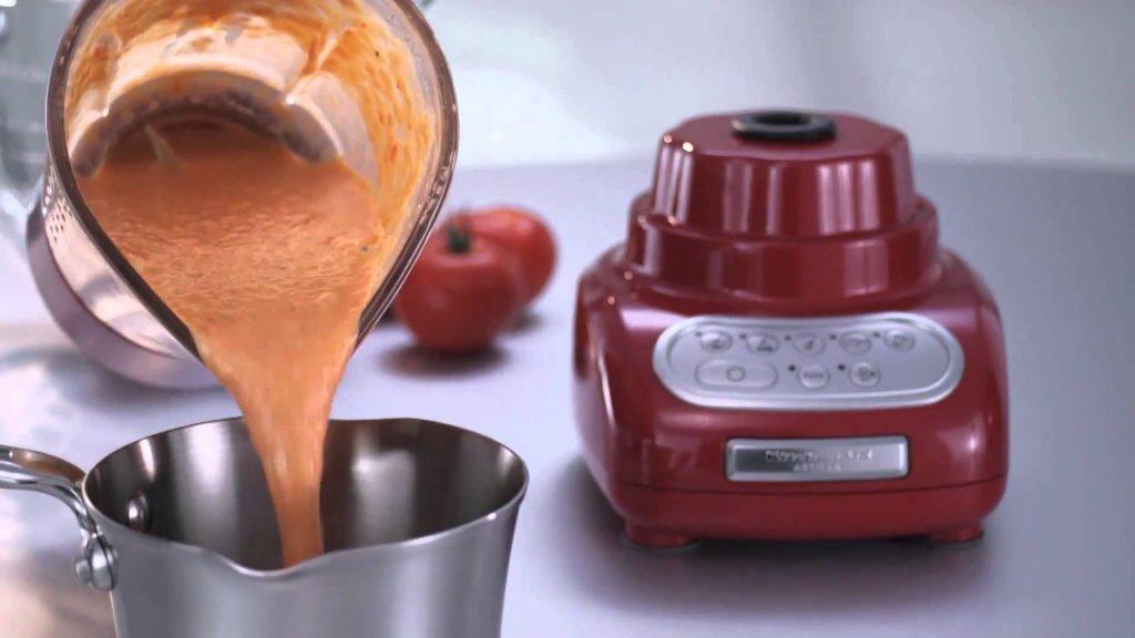 blender kitchenaid artisan test avis