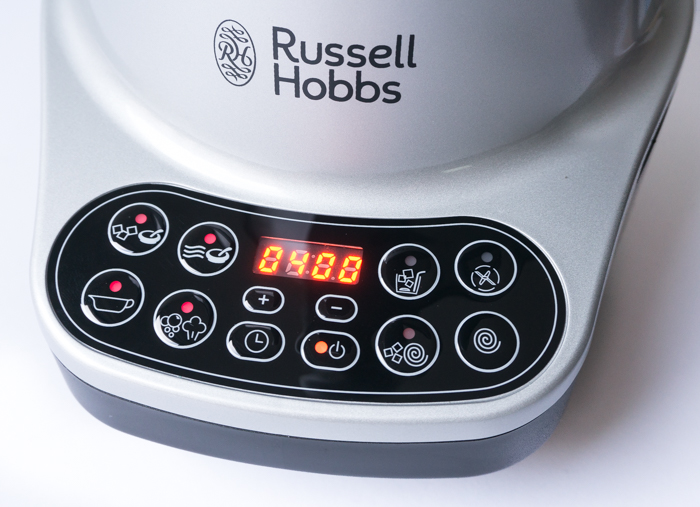 avis blender chauffant russell hobbs soup and blend