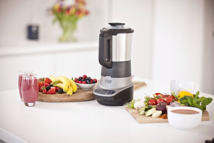 test et avis blender chauffant russell hobbs soup blend. Black Bedroom Furniture Sets. Home Design Ideas