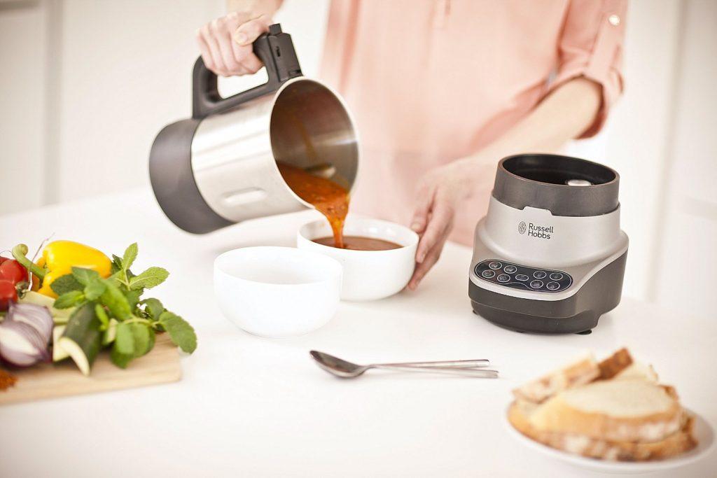 Test et avis blender chauffant russell hobbs soup blend - Blender chauffant russell hobbs ...