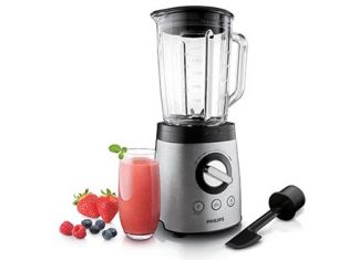 test du blender philips hr2096 00