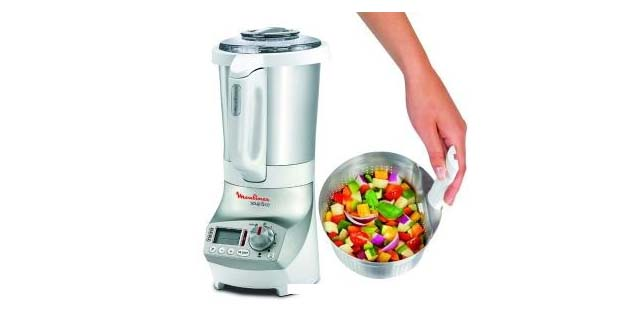 meilleur blender chauffant moulinex soup and co lm9031B1