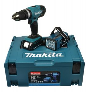 perceuse sans fil makita dhp453rylj