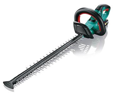 taille haie électrique sans fil bosch-ahs-55-20-li