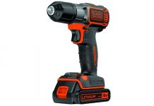 perceuse sans fil black et decker asd184kb