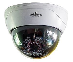 camera dome factice bluestork-bs-dumycamd