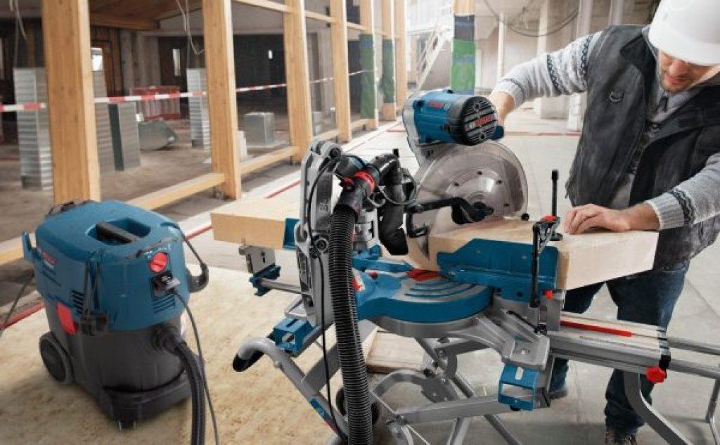 avis aspirateur de chantier