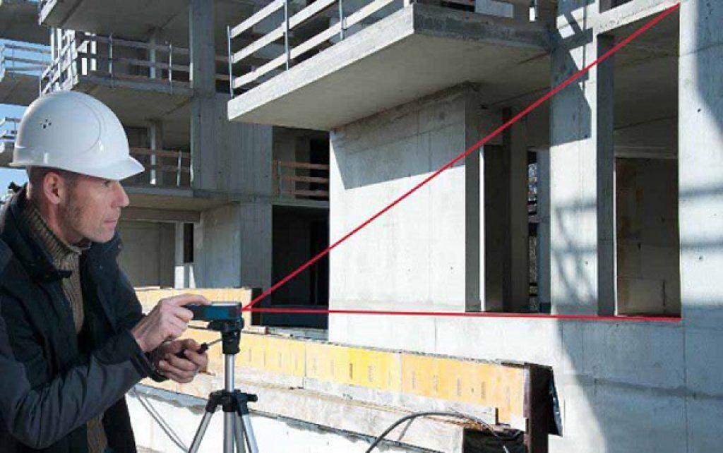 telemetre laser fonction pythagore