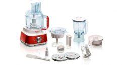 Test et avis robot multifonction bosch mcm4100 for Robot cuisine multifonction moulinex